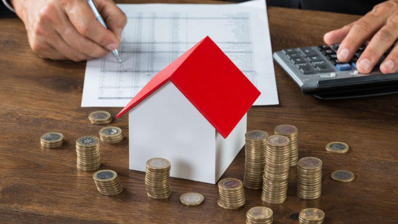 Как рассчитать налог на имущество?