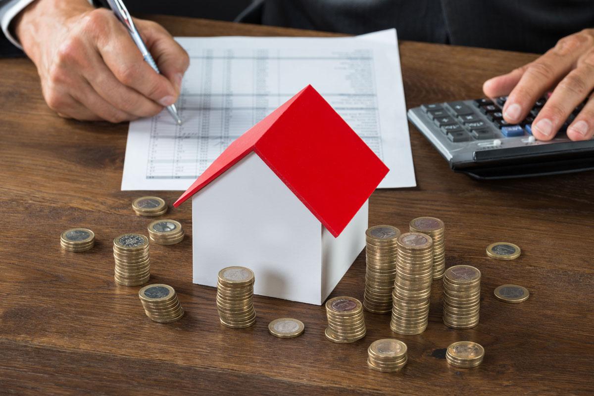 Как рассчитать налог на имущество