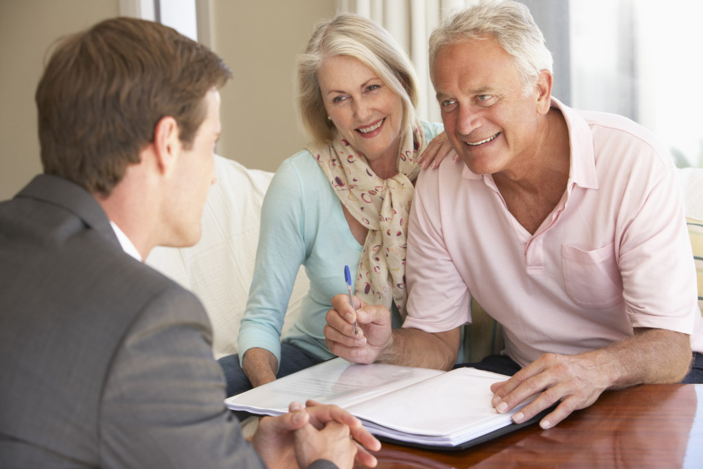 Налоговый вычет за квартиру пенсионерам.