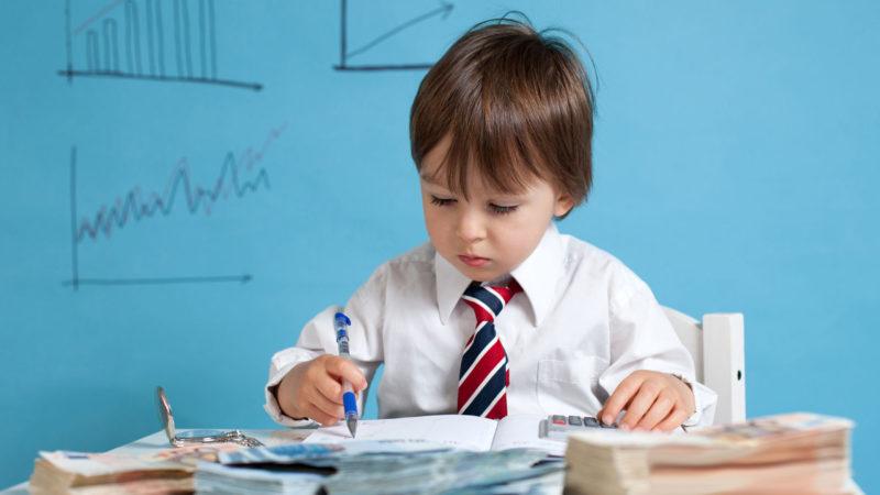 Налоговый вычет ндфл на детей.