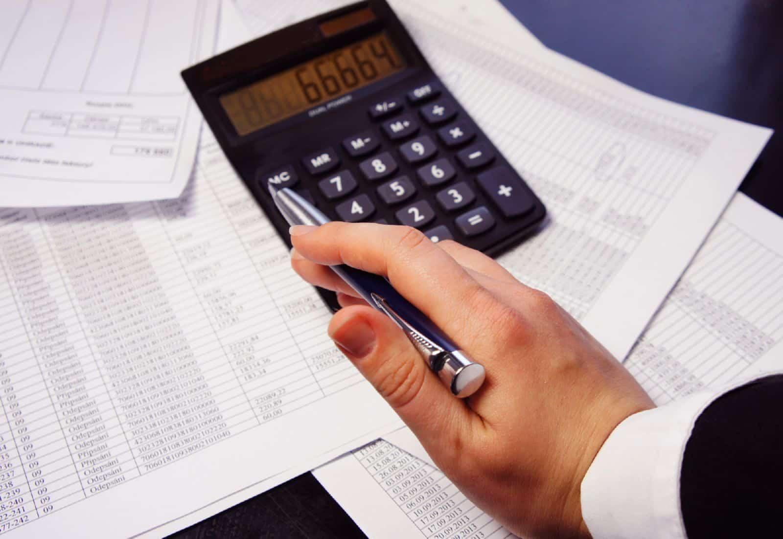 Как считать подоходный налог