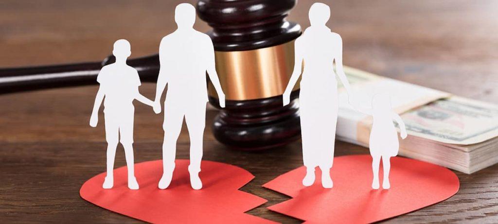Солидарная ответственность супругов при разводе