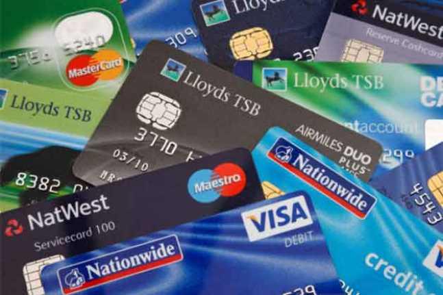 Как сделать кредитную карту