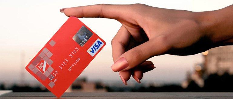 Как заказать кредитную банк карту