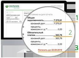 Кредитная карта, как узнать платеж
