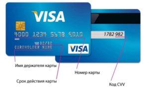 Как узнать номер кредитной карты
