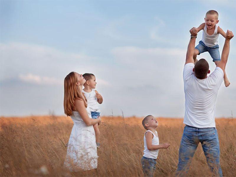 Пособия для многодетных семей